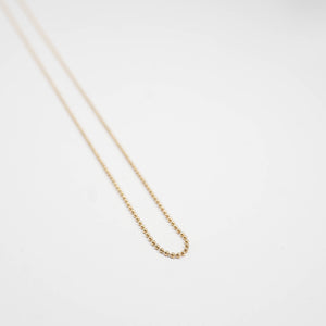 Ball chain - JoeLuc Jewelry
