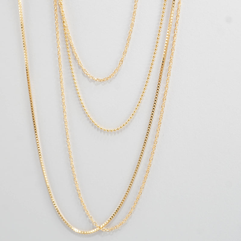 Box Chain - JoeLuc Jewelry