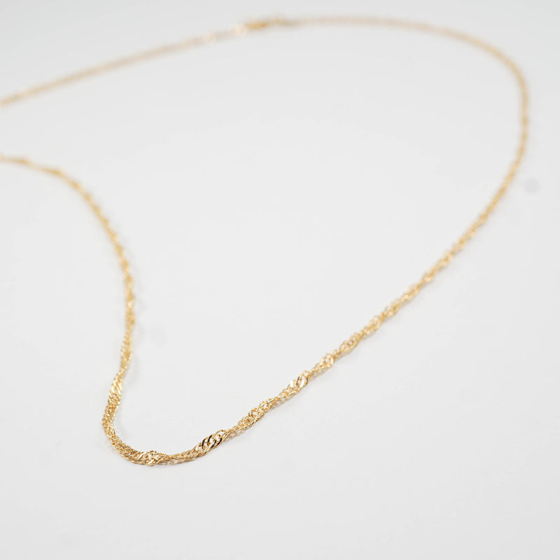 Diamond Cut Chain - JoeLuc Jewelry