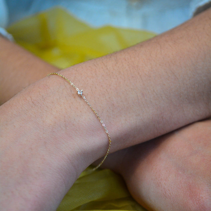 Diamond Bracelet - JoeLuc Jewelry