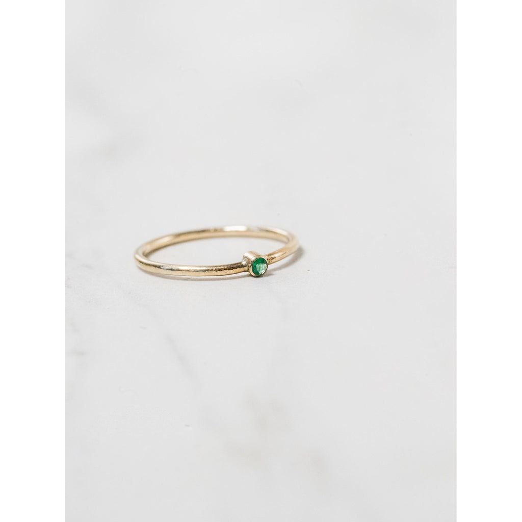 Emerald Stack - JoeLuc Jewelry