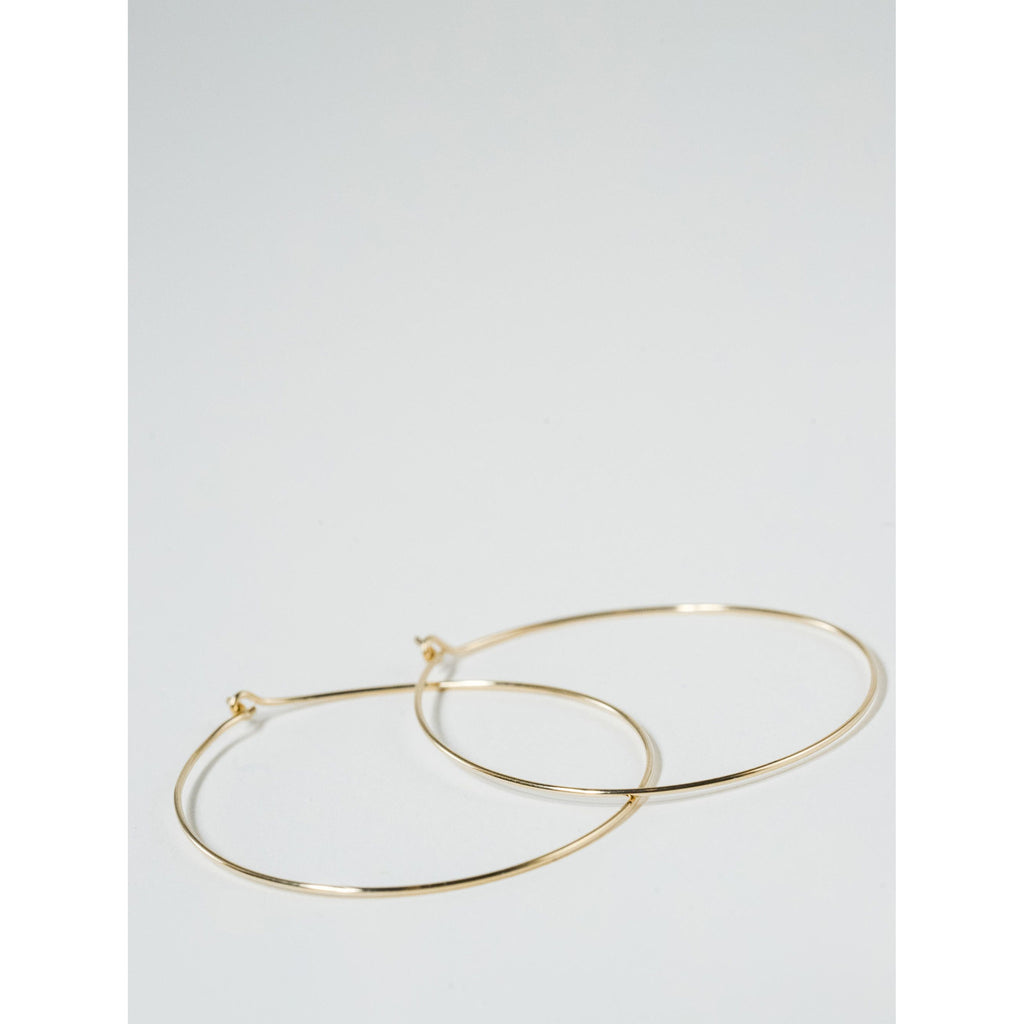 Lucy Hoops - JoeLuc Jewelry