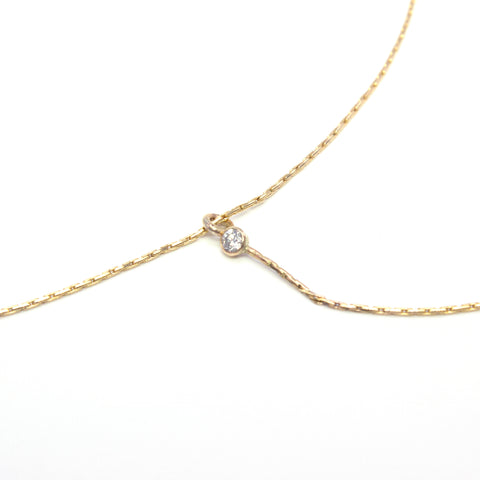 Asteria Diamond Necklace