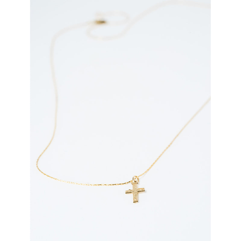 Simple Cross - JoeLuc Jewelry