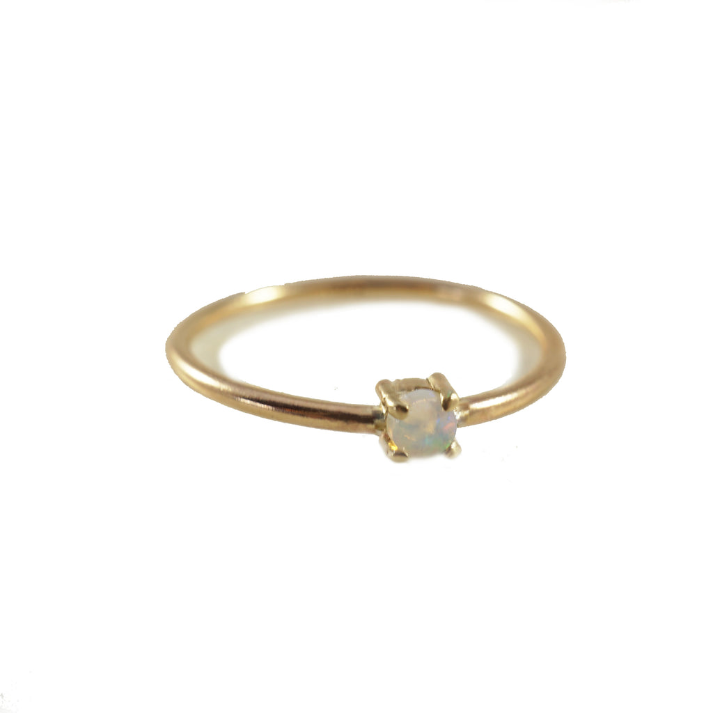 Opal Ring - JoeLuc Jewelry