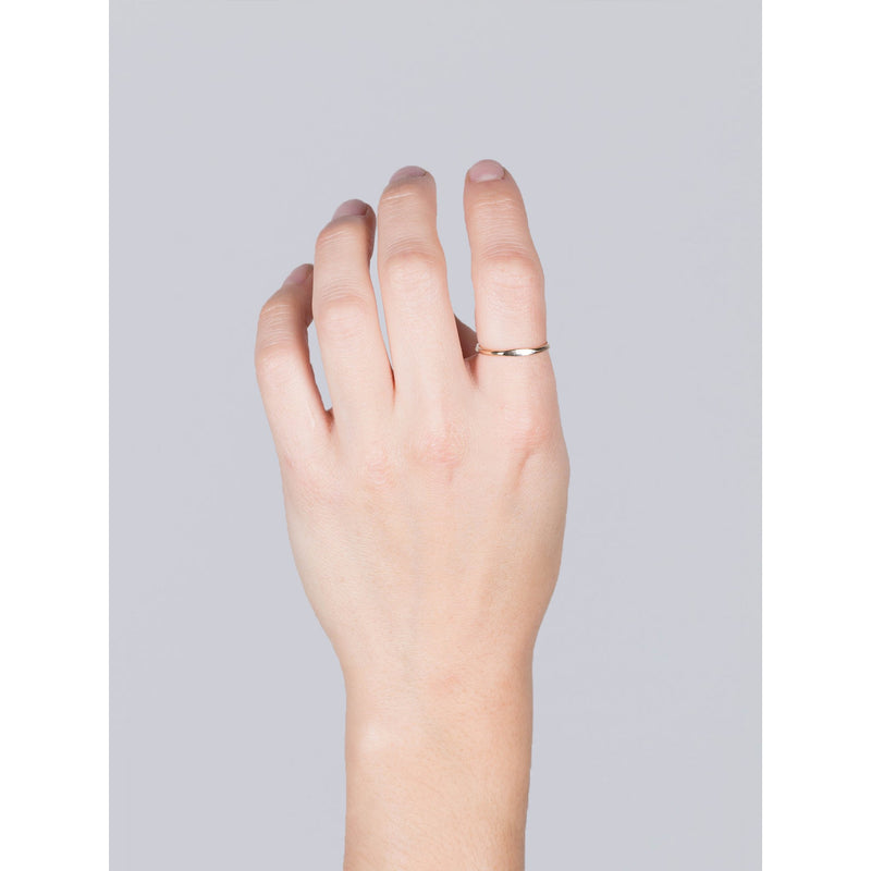 Indented Ring - JoeLuc Jewelry