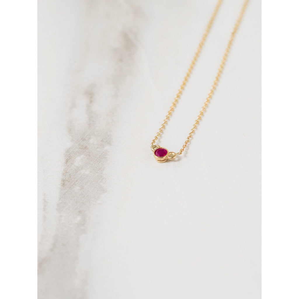 Feast Moon Ruby - JoeLuc Jewelry