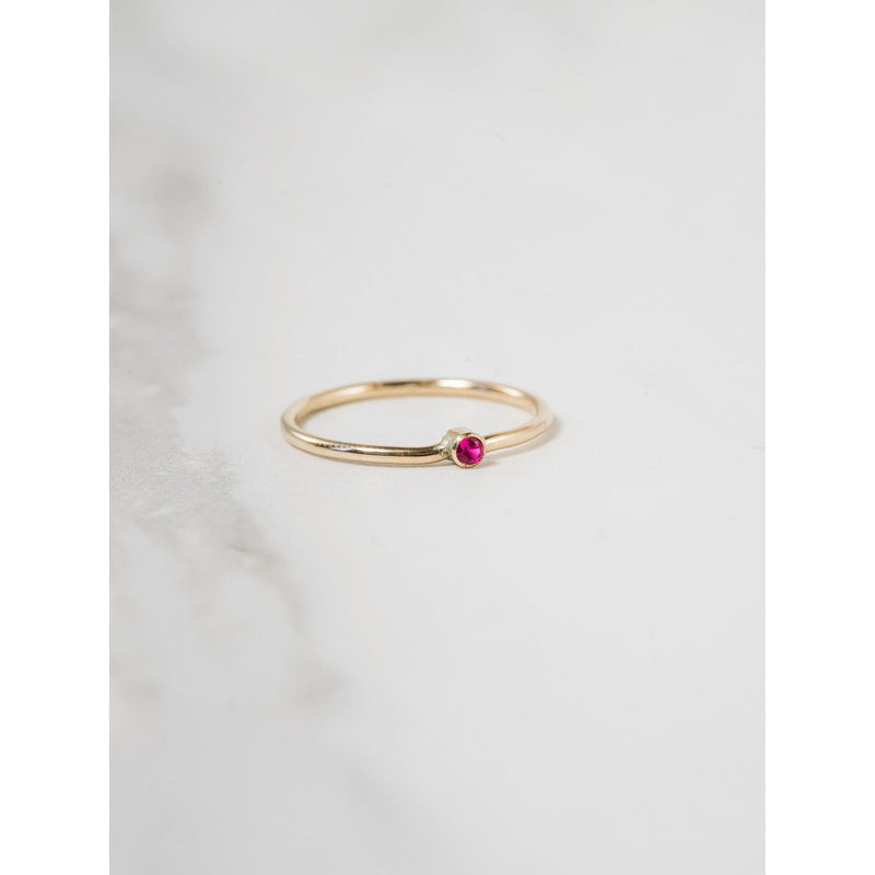Ruby Stack - JoeLuc Jewelry