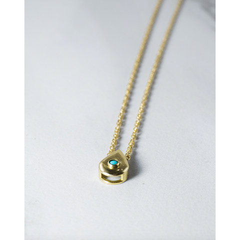 Greenwich Turquoise Chain