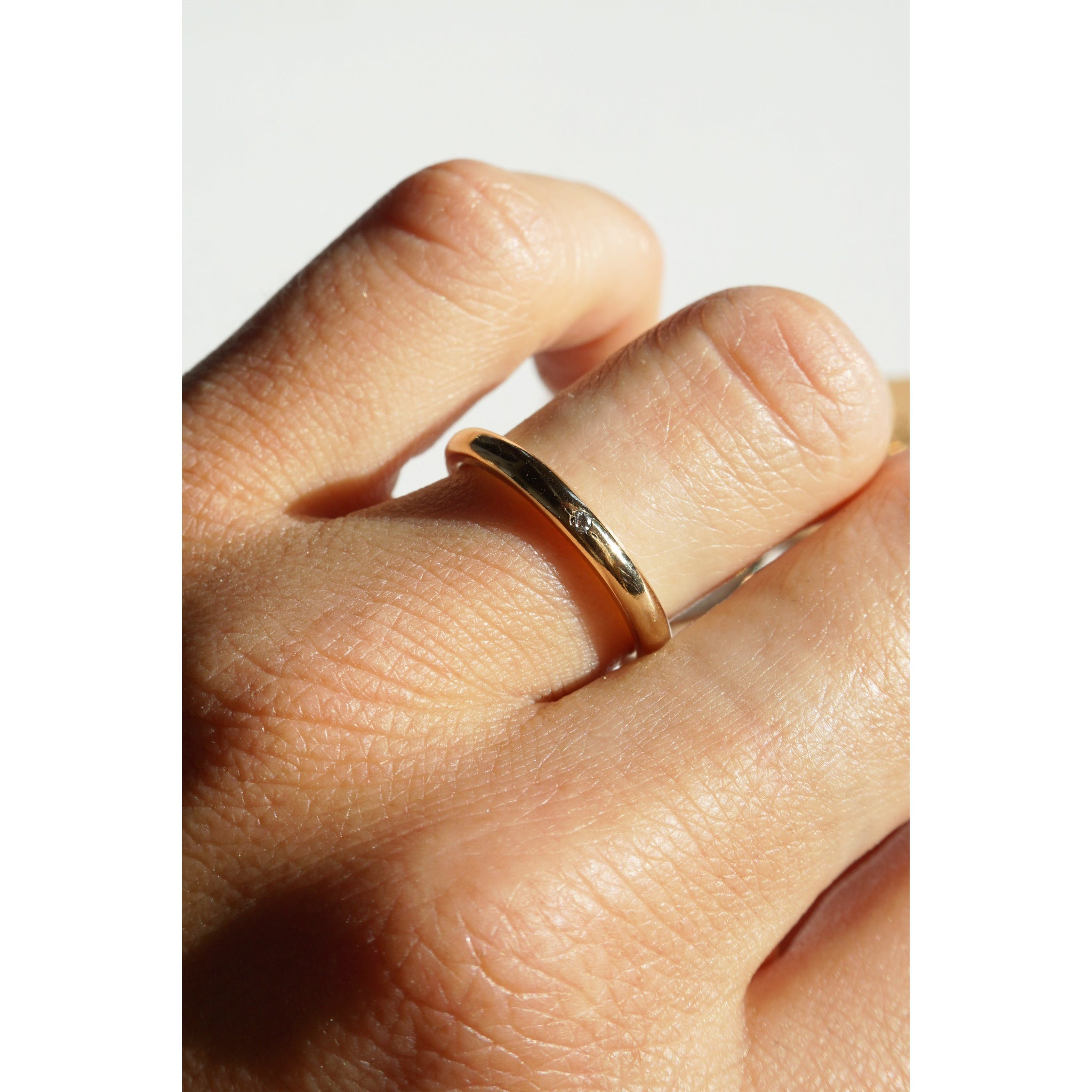Stag Diamond Ring