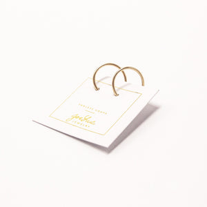 Endless Hoops - JoeLuc Jewelry