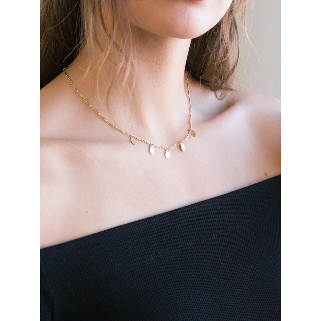 Sara Collar - JoeLuc Jewelry