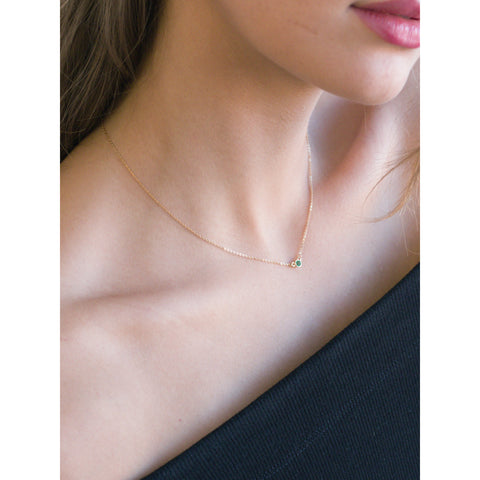 Greenwich Diamond Necklace