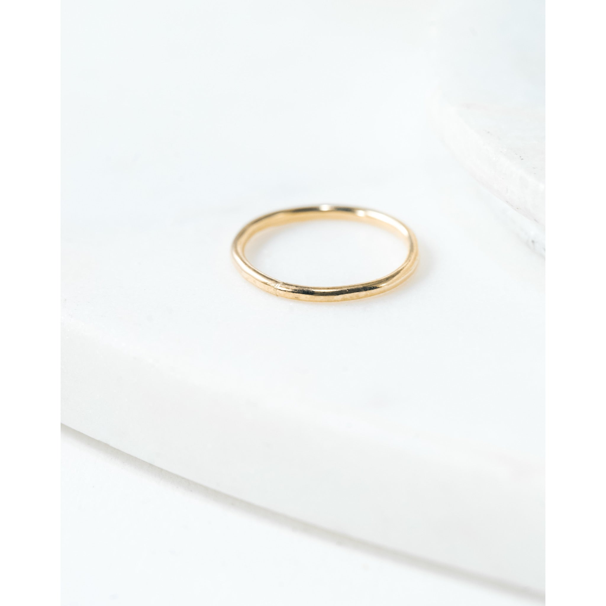Simple Gold Band