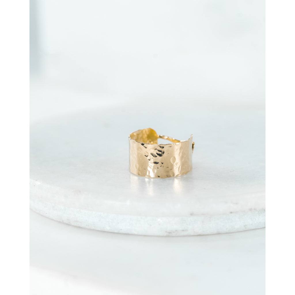 Cuff Ring - JoeLuc Jewelry