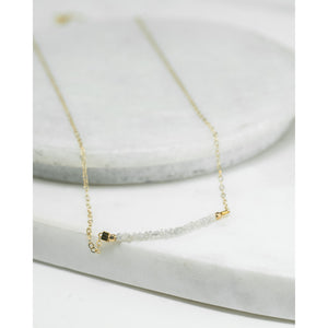Raw Diamond Necklace - JoeLuc Jewelry