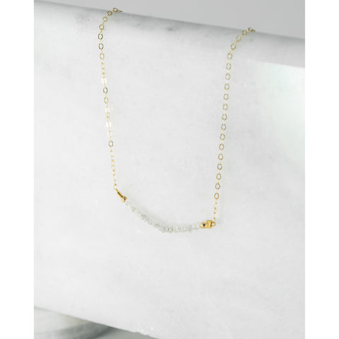 Ferozah Diamond Necklace