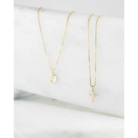 Box Chain Pendant's