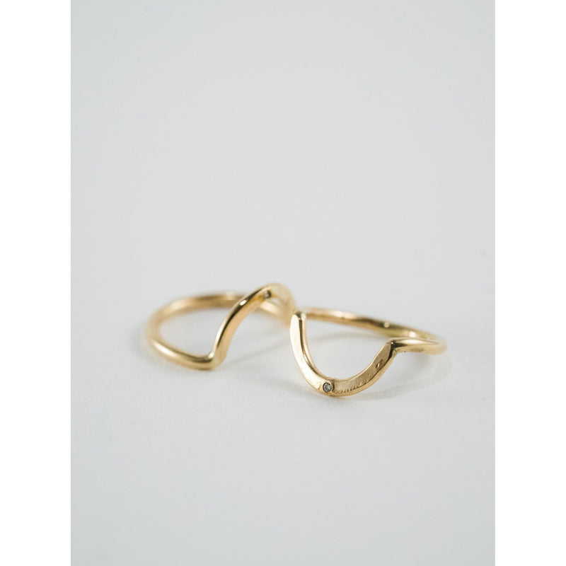 Wave Ring - JoeLuc Jewelry