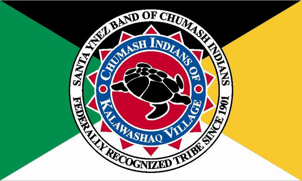 Chumash Tribal Flag