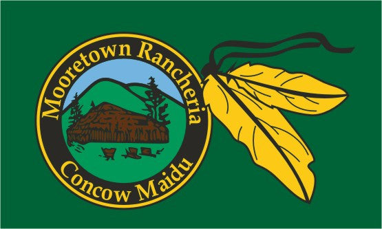 Mooretown Tribal Flag