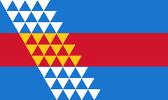 Robinson Rancheria Tribal Flag