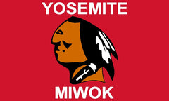 Yosemite Miwok Tribal Flag