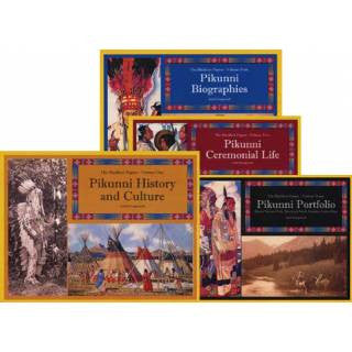 The Blackfeet Papers - Four Volume Boxed Set