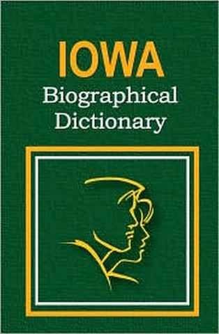 Iowa Biographical Dictionary