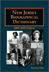 New Jersey Biographical Dictionary