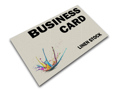 Classic Linen Business Cards Printing