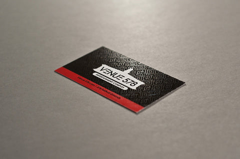 Spot uv business card printing and design lucky design media spot uv business card print and design colourmoves