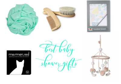 Shower you with love- Great Gift Ideas for Baby Showers