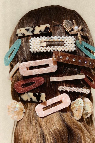 Barrettes- The Must Have Accessory