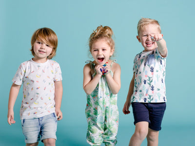 Milky Clothing, Affordable Summer Fashion for kIds