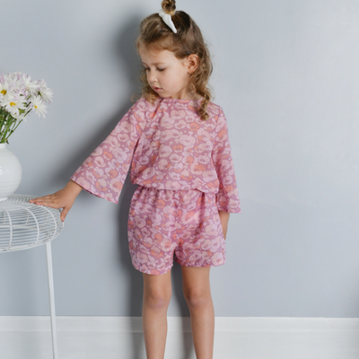 Chloe and Amelie, New Clothing Label For Girls