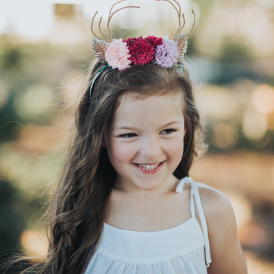 Arch N Ollie-Unique Headwear for little girls
