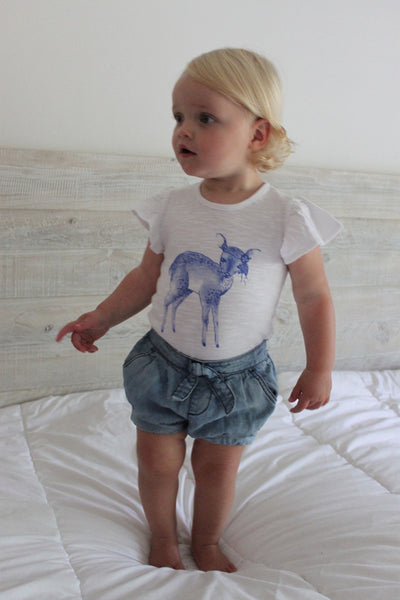 Fawn and Milk, Organic Baby Clothing