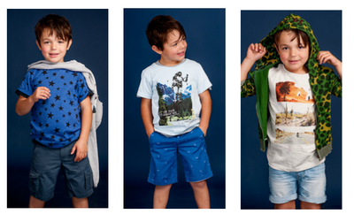 Ouch Clothing, Casual and Stylish Dressing For Boys