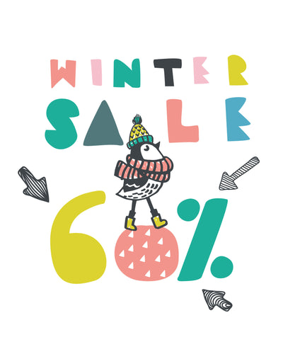 The Doors Open on Our Winter Sale