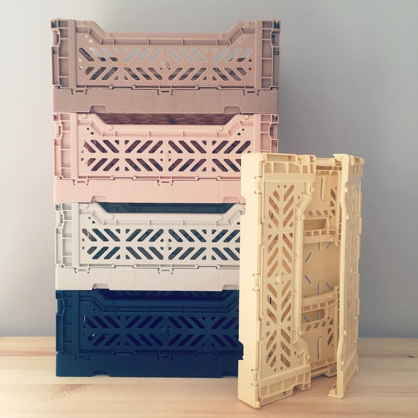 Ay-Kasa Foldable Storage Crates
