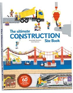 The Ultimate Book of Construction at The Corner Booth Annandale,Sydney