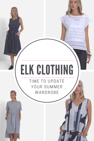 Elk Clothing Stockist at The Corner Booth Sydney