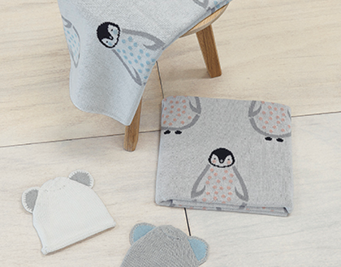 Indus Baby Blankets in Sydney At The Corner Booth Gift Shop