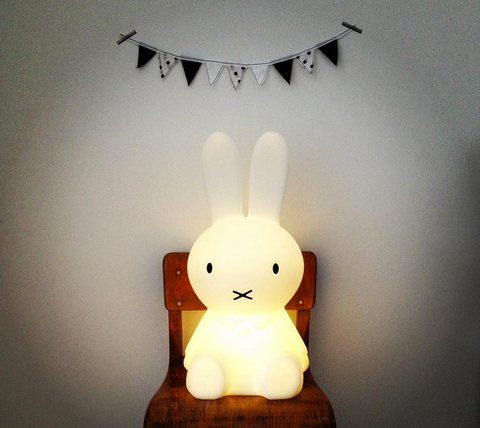 Miffy Night Light available at The Corner Booth