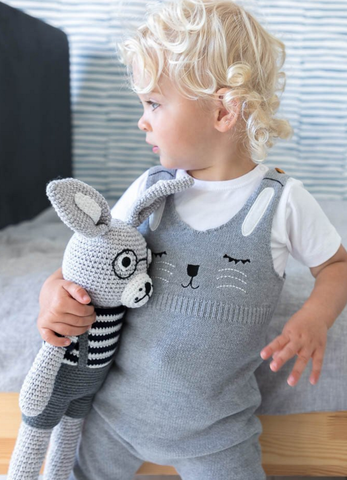 Miann and Co Bunny Overall