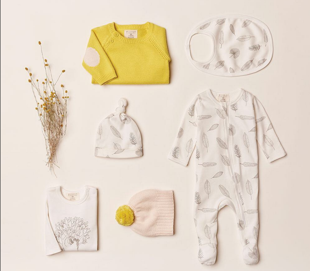 Wilson and Frenchy baby clothing