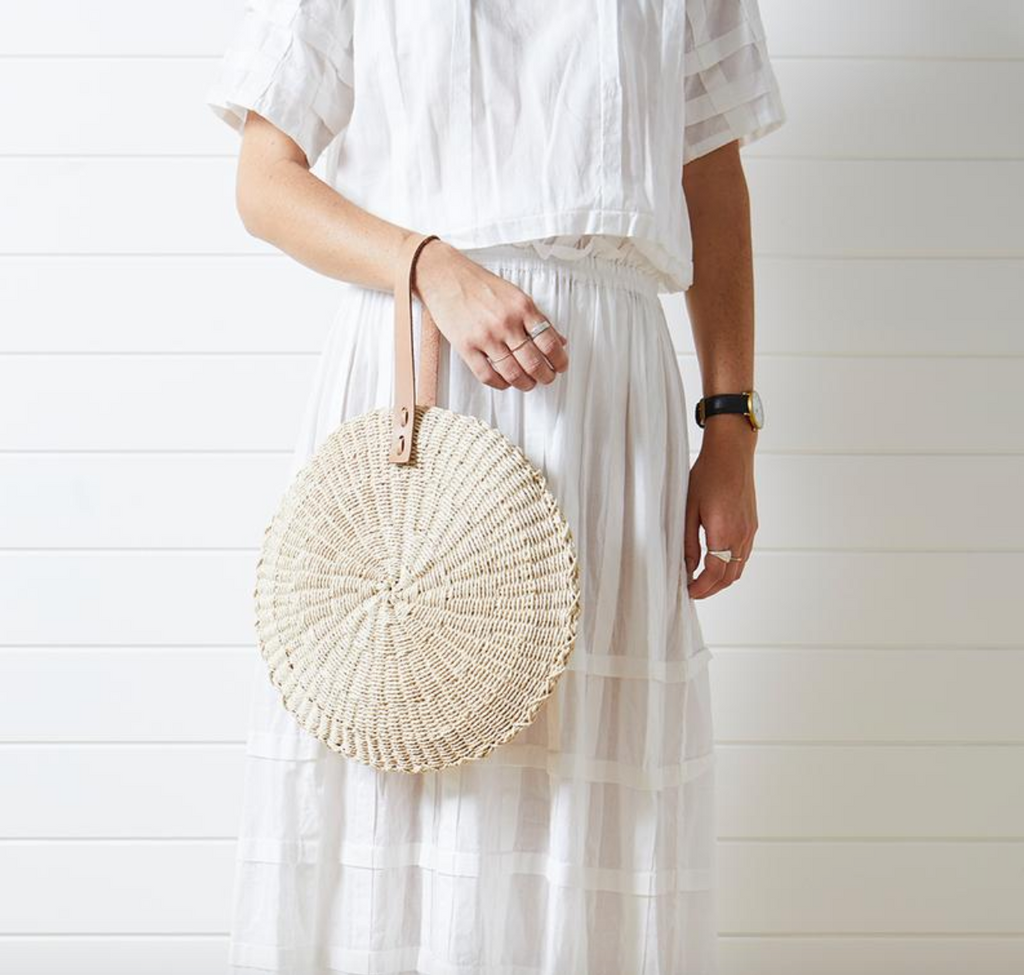 The Scallop Bag By The Beach People