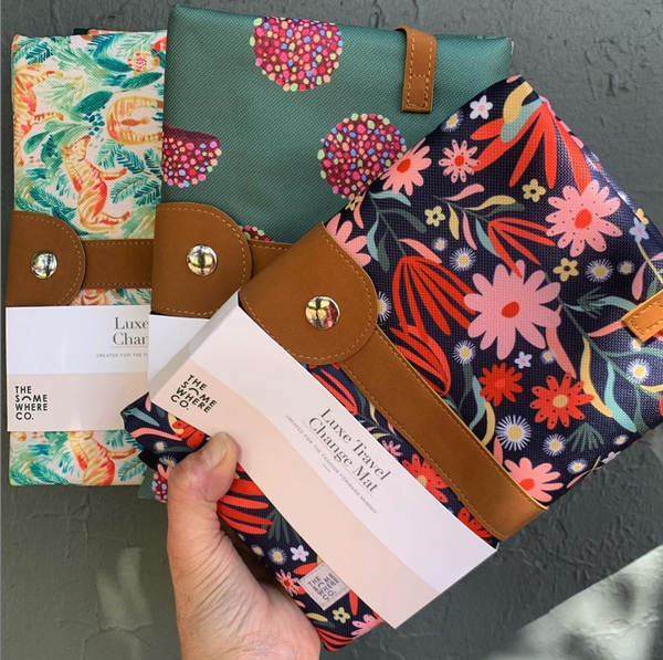 Shop Baby Change Mats By The Somewhere Co