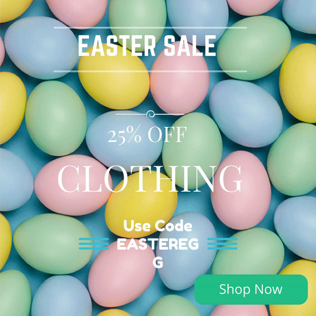 Easter Sale at The Corner Booth